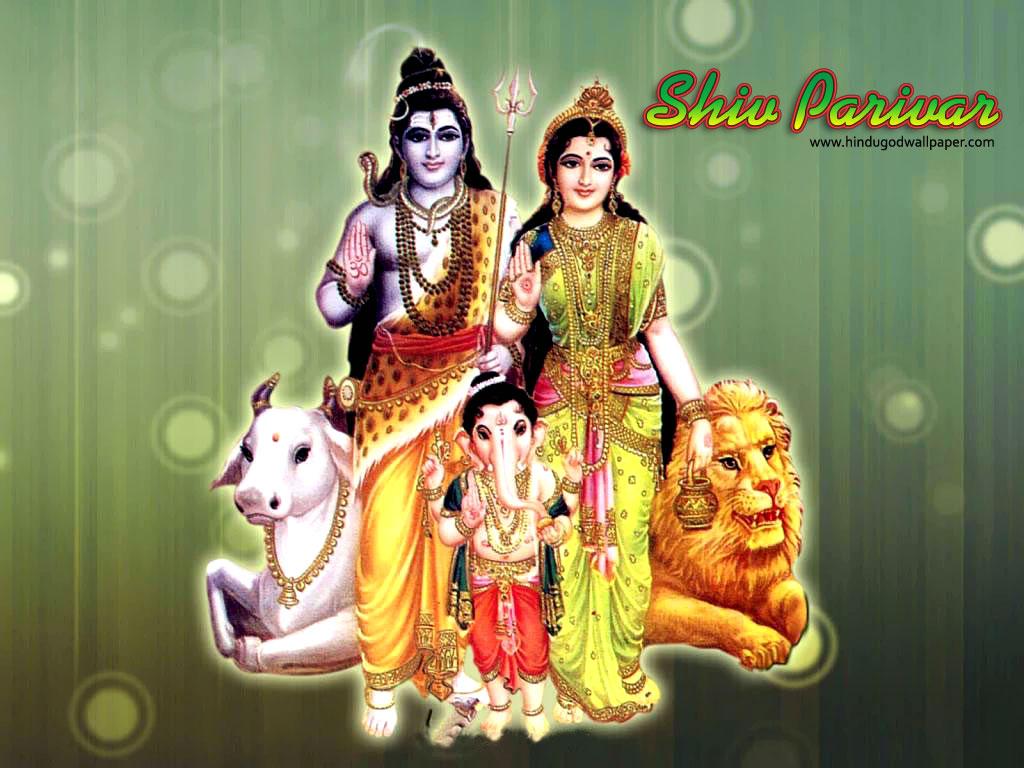 Shiv Parivar Wallpapers Shiv Parivar Photo Images