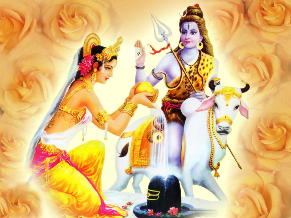 God Shiva Parvati Wallpapers Free Download