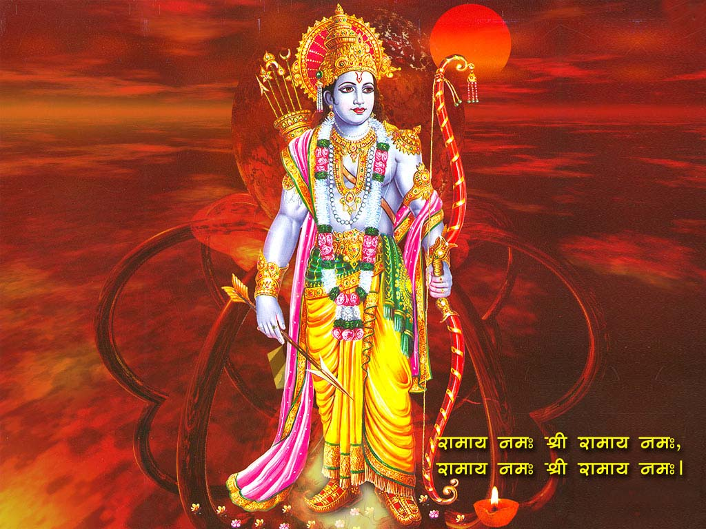 Free Download Wallpapers Images Of Lord Rama