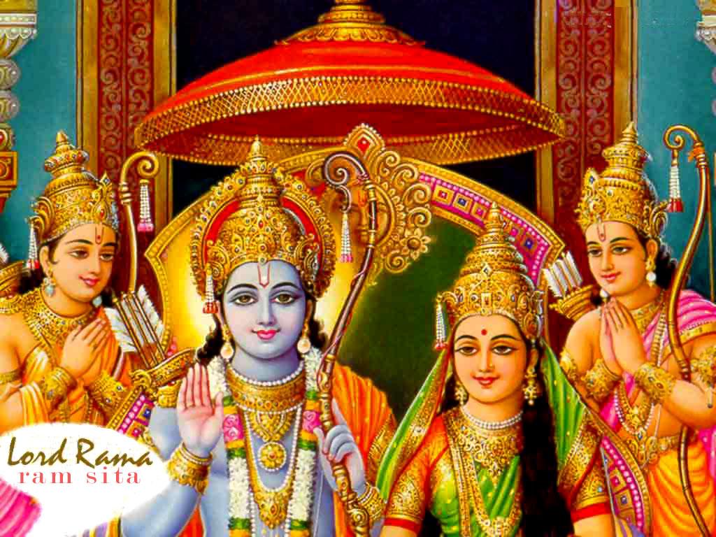 Sita Ram Wallpapers Free Download