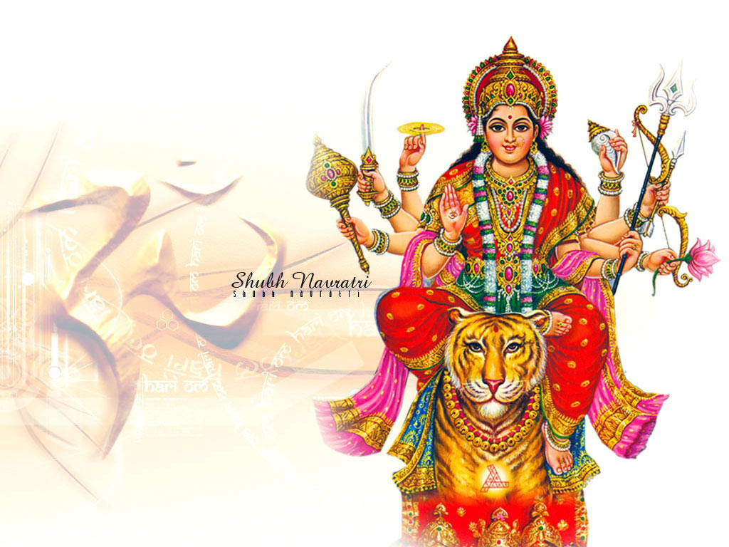 Maa Durga Wallpapers Full Size