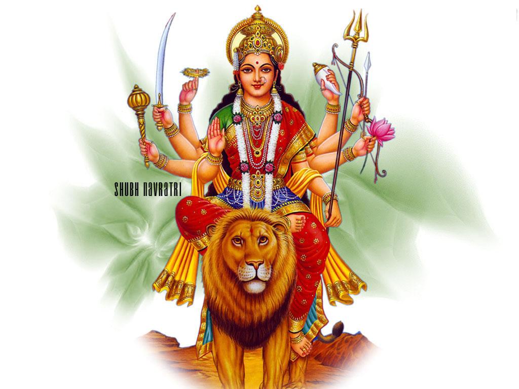 Free Maa Durga Wallpaper Downlaod