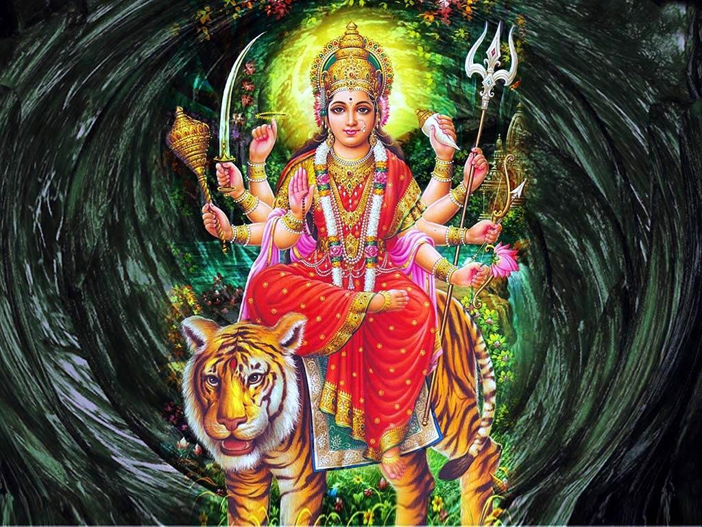 Beautiful Maa Durga Wallpaper Free Download