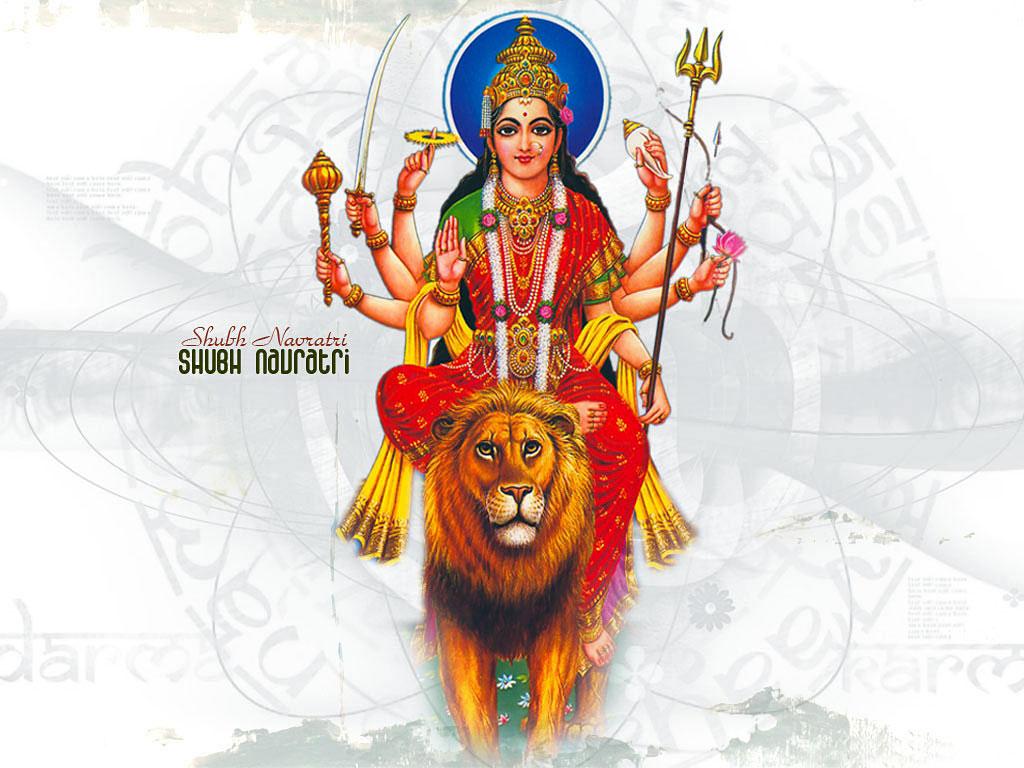 Lord Durga Wallpapers Photos