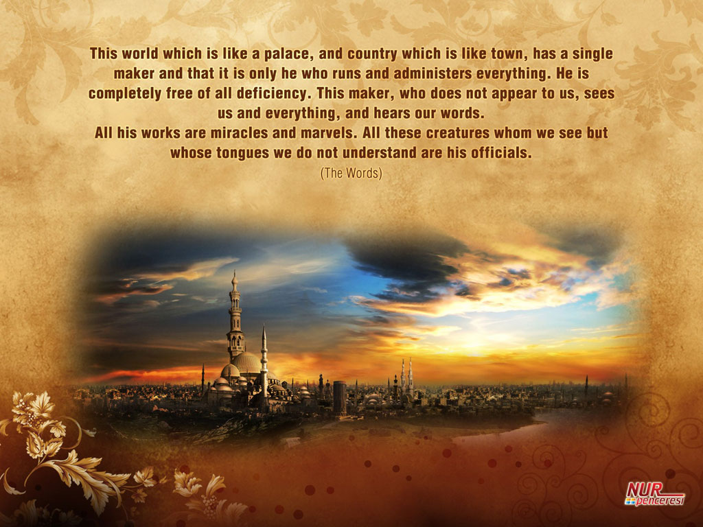 Beautiful islamic wallpapers and islamic quotes how to set wallpaper on your desktop altavistaventures Images