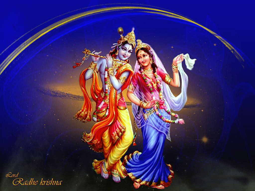 New Radha Krishna Wallpaper For Desktop