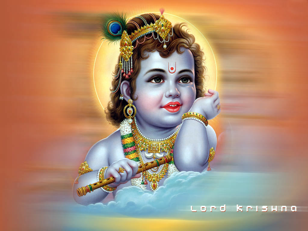 Laddu Gopal Wallpaper Free Download