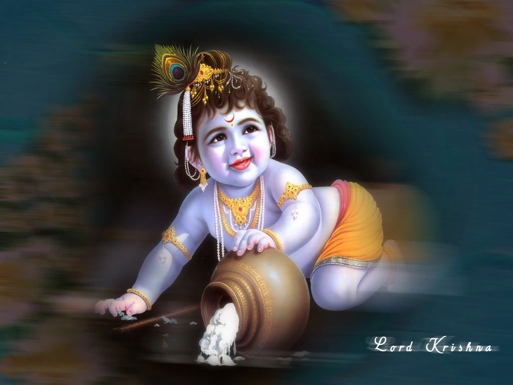 Bal gopal wallpapers & images free download.