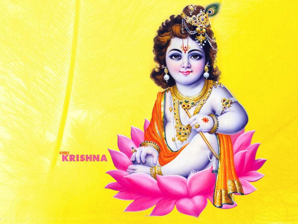 Baby Krishna Wallpaper Gallery