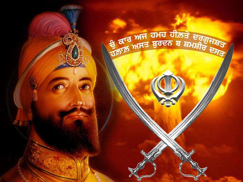 Picture Of Guru Gobind Singh Ji And Wallpapers