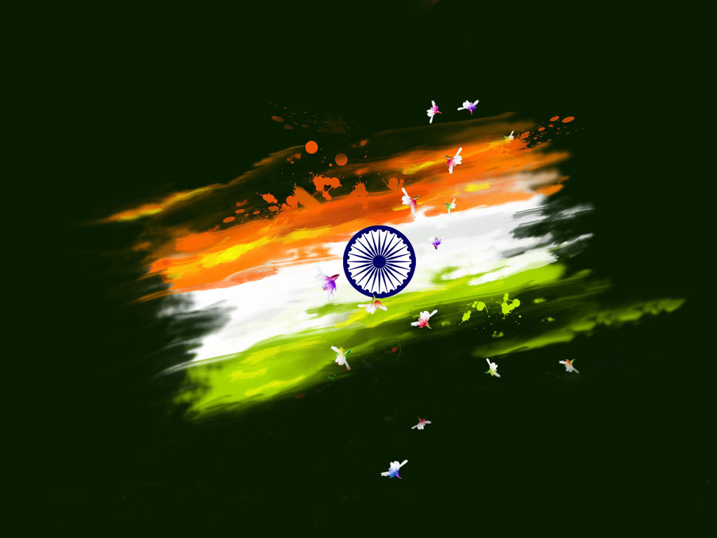 3d indian flag wallpaper download