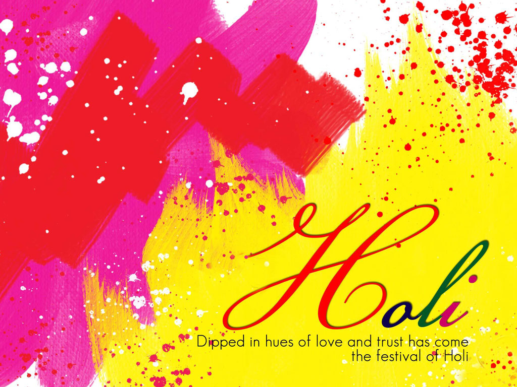 Holi Special Wallpaper Download
