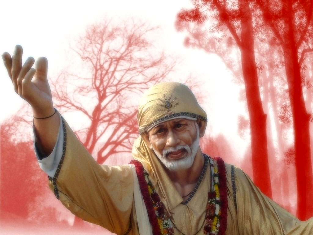 Best Sai Baba Wallpapers Download
