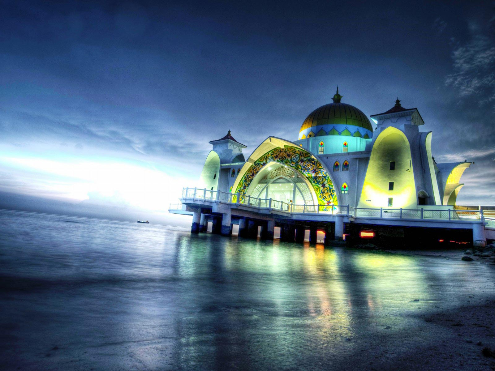 World Mosques Wallpapers Download