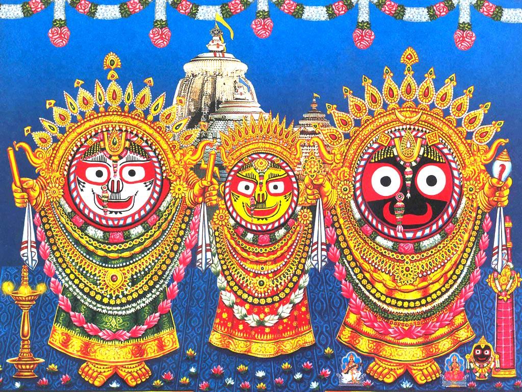 Jai Jagannath Wallpaper Free Download