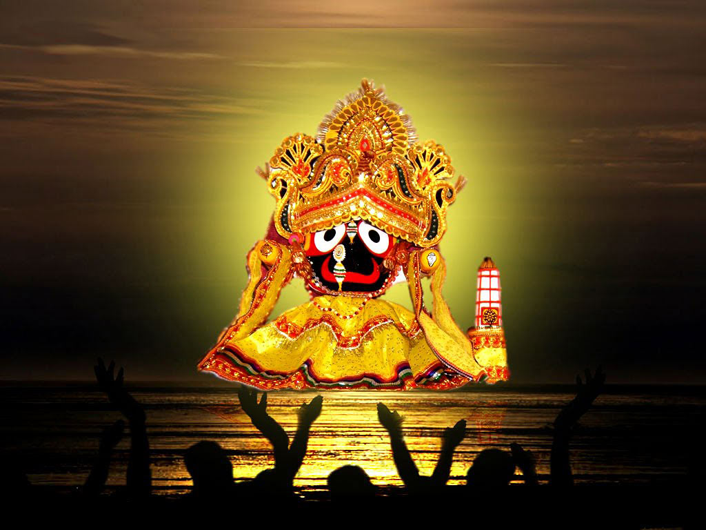 Sri Jagannath Wallpaper Free Download