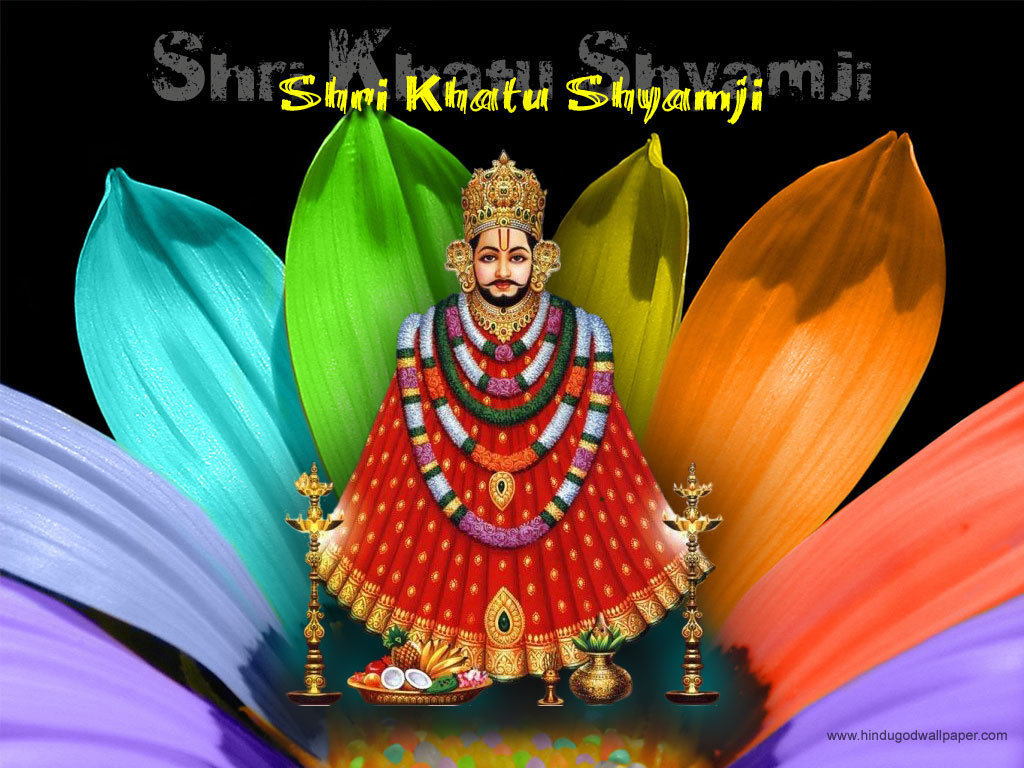Lord Khatu Shyam Wallpaper Free Download