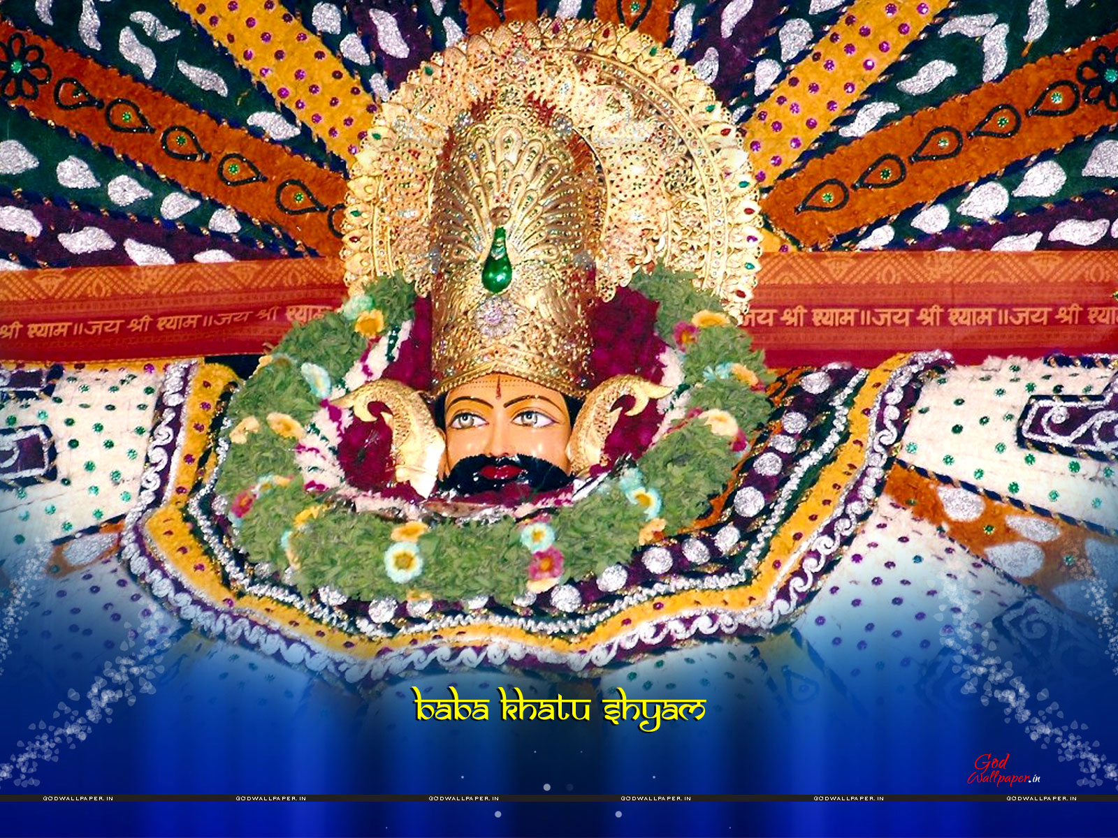 Shree Khatu Shyam HD Wallpapers Free Download