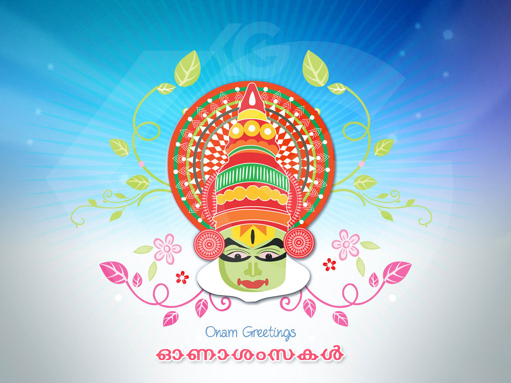 Onam Greeting Cards Malayalam Wallpapers