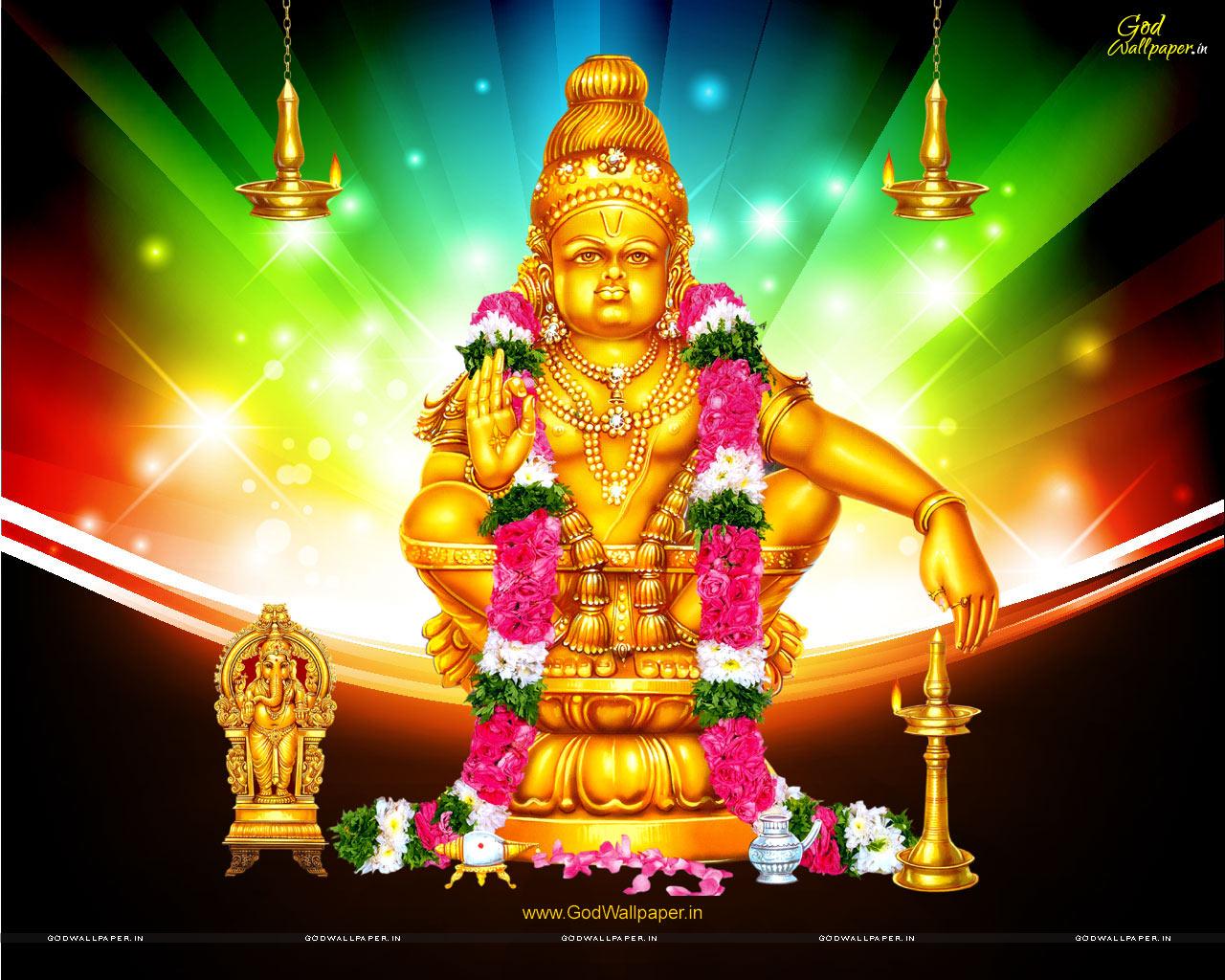 Ayyappa Swamy Hd Wallpapers 1280x1024px