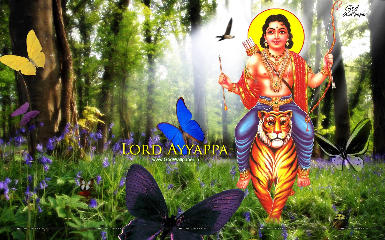 Lord Ayyappa Hd Wallpapers 1440x900px