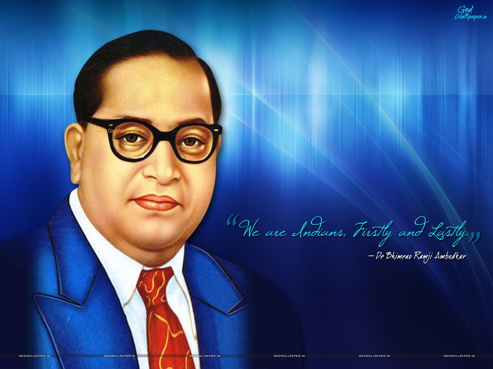 Dr Babasaheb Ambedkar Wallpapers Free Download