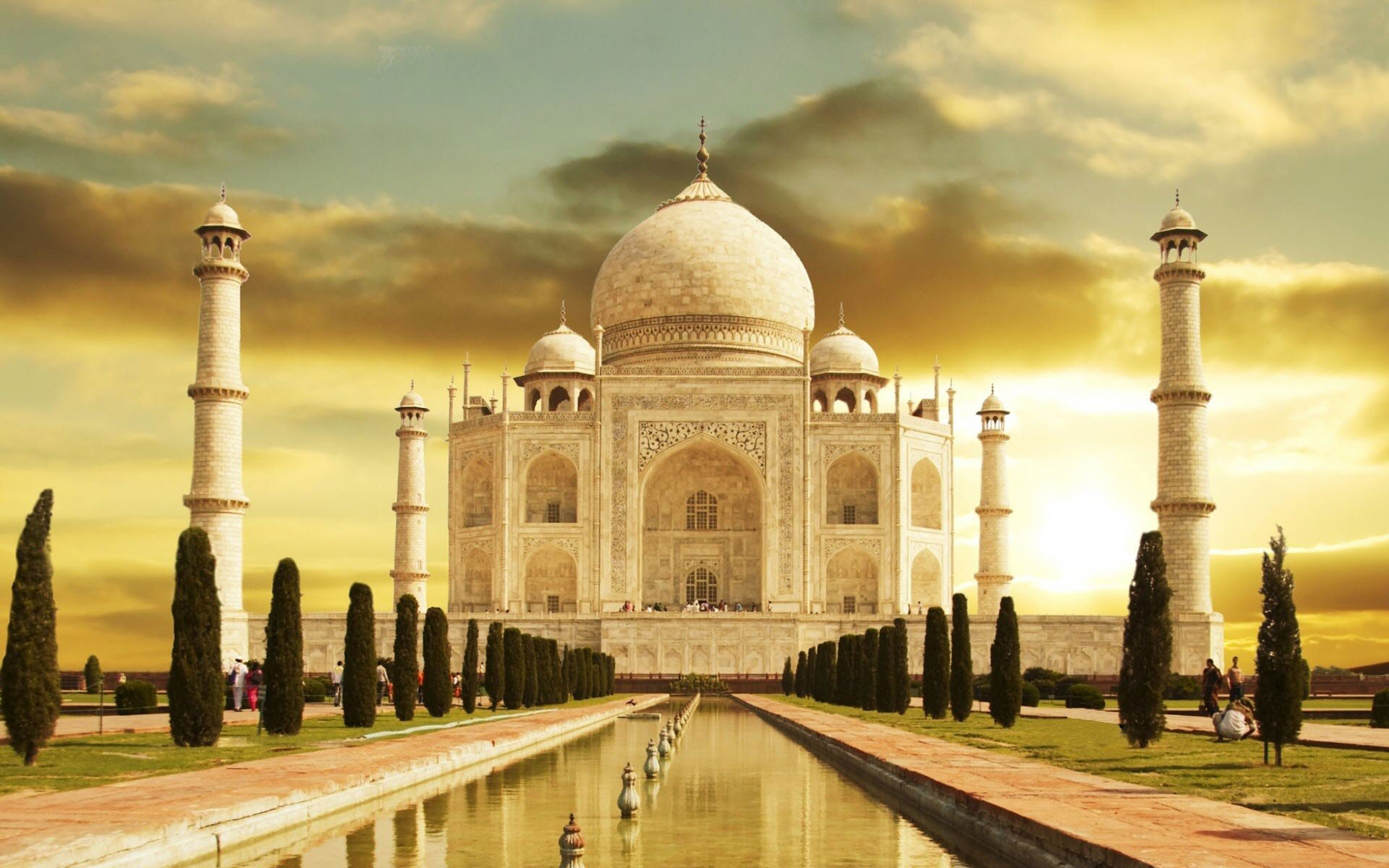 Beautiful Taj Mahal Wallpapers Free Download
