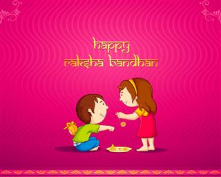 Raksha Bandhan Mobile Wallpaper